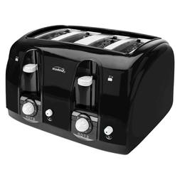 1500 W Sunbeam 4 Slice Toaster Extra Wide Slot Perfect for C