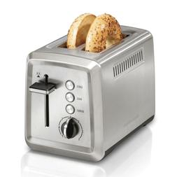 Hamilton Beach 2 Slice Extra-Wide Slot Toaster Chrome | Mode