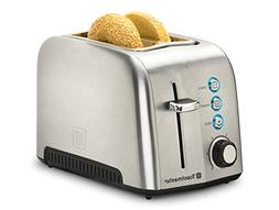 Toastmaster 2-slice Stainless Steel Toaster