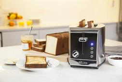 Krups  2-Slot Toaster  Brushed/Chrome Stainless 1000 WATTS