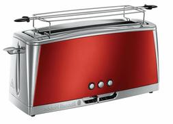 Russell Hobbs 23250-56 Toaster Stainless Steel Slot Extra lo