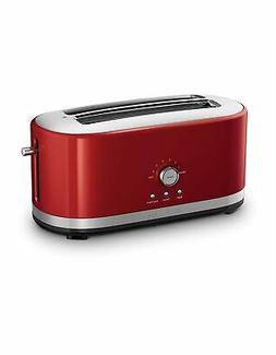 KitchenAid 4-Slice Long Slot Toaster with High Lift Lever, K