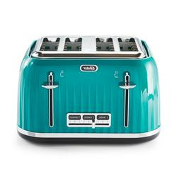 Oster 4 Slice Toaster Wide Slot 9 Shade Toast Settings Bagel