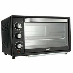 6-Slice Convection Toaster Oven 19L Countertop Bake/Broil/To