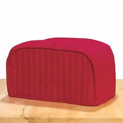 RITZ Polyester / Cotton Quilted Four Slice Toaster Appliance