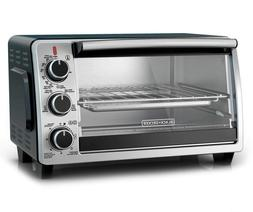Black & Decker 6-Slice Convection Toaster Oven NEW - FREE SH