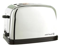 CLASSIC 2 SLICE STAINLESS STEEL TOASTER