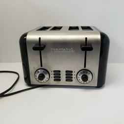 Cuisinart CPT340 4-Slice Compact Stainless Steel Toaster