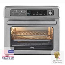 Oster Digital Air Fry and Toaster Oven with RapidCrisp Techn
