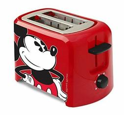 Kitchen Electric Bread Toaster  Mickey Mouse Kids 2 Slice Ov