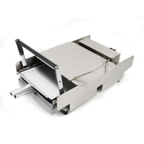 double Heating Burger Timer Toaster2000W