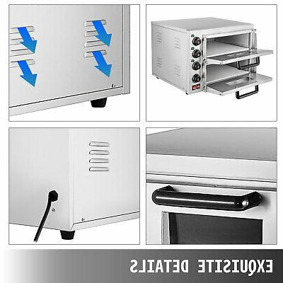 Electric Pizza Oven Double Bake NEWEST