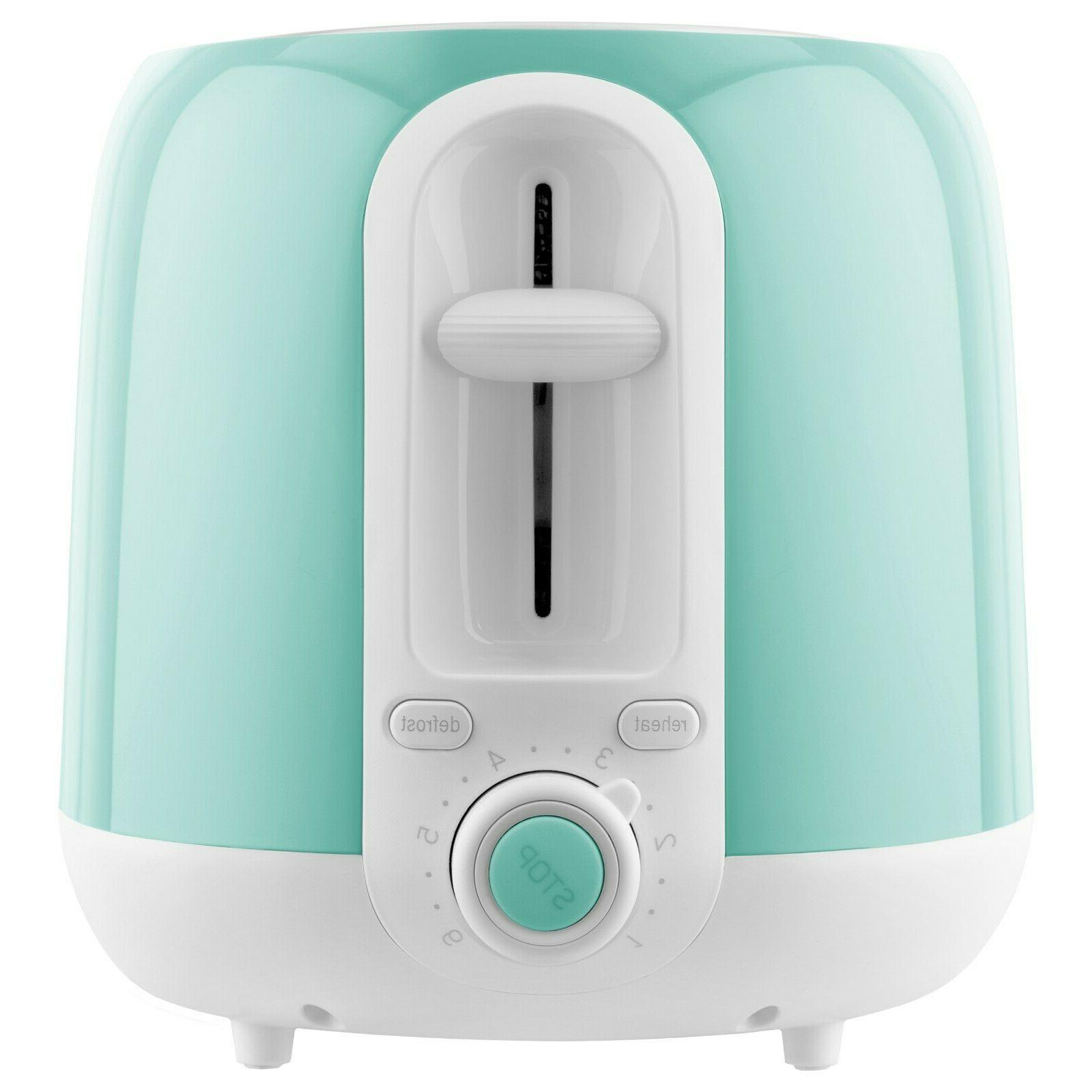 electric toaster 2 slot 2 slice cool