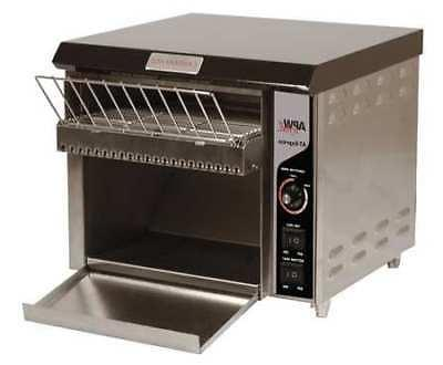 """APW WYOTT AT Express 120V 14-3/4"""" Stainless Steel Radiant Co"""