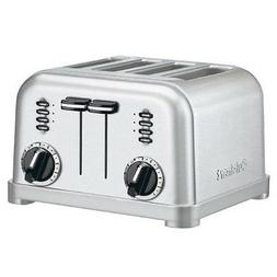 Cuisinart Metal Classic 4-Slice Toaster in Stainless Steel |