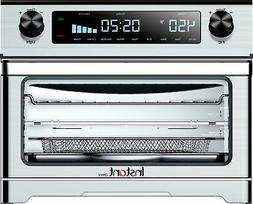 Instant - OmniPlus 11-in-1 Toaster Oven and Air Fryer - Silv