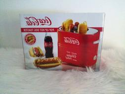 Nostalgia Products Coca-Cola Pop-Up Hot Dog Toaster HDT600CO
