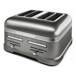 KitchenAid Pro Line 4-Slice Toaster | Medallion Silver