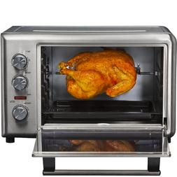 Hamilton Beach® Stainless Steel Countertop Oven with Con