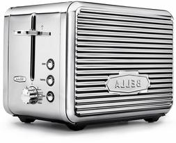 Toaster 2 Slice with Extra Wide Slot Stainless Steel Color P