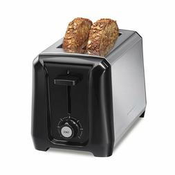 Hamilton Beach Two Slice Extra Wide Toaster, Stainless Steel