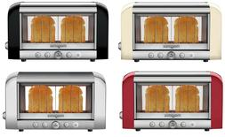 Magimix Vision 1450 W Double Insulated 2 Slice Toaster CHOOS